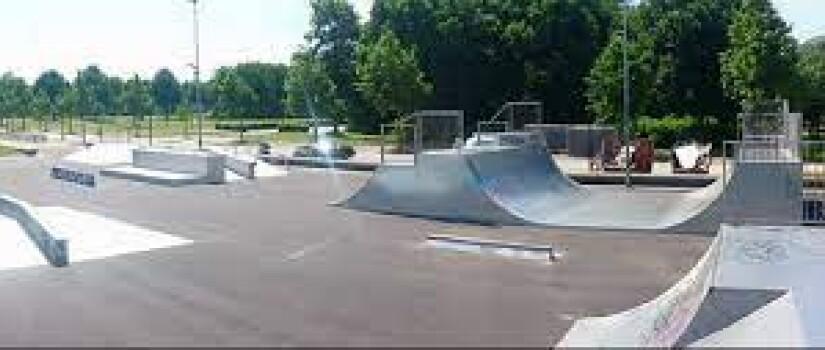 skatebaan